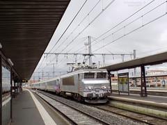 BB 7214 Fantôme + Rame Intercités (ChristopherSNCF56) Tags: bb 7200 7214 nez casses fantome sncf train intercites gare toulouse matabiau