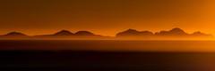 Golden sunset Heimaey (Sander Grefte) Tags: heimaey iceland ijsland landscape landschap sunset goldenhour goldenlight gouden uur islands eilanden dyrholaey sandergreftephotoscom sfeer sfeervol panorama panoramic nikon tamron zonsondergang zon sun