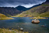 Snowdon from the shore of Llyn Llydaw (Andy Lovelock) Tags: snowdon wales northwales snowdonia llynllydaw water lake summit mountain andy andylovelock andylovelockphotography