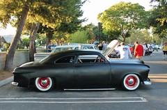 Lake Avenue Church Classic Car Nights 8-11-17 (USautos98) Tags: 1951 ford shoebox traditionalhotrod streetrod custom rockabilly