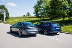 Már g-tron verzióban is rendelhető az Audi A4 és A5 (autoaddikthu) Tags: a4 a5 audi autó fenntarthatófejlődés gtron jármű kocsi környezetvédelem