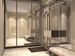 Дизайн интерьера квартиры | прихожая