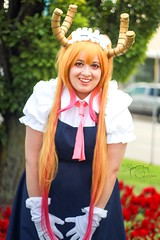 IMG_0254-Edit (Beyond the Screen Photography) Tags: kobayashidragonmaid tohru lucoa dragon cosplaymatsuri ontariosciencecentre
