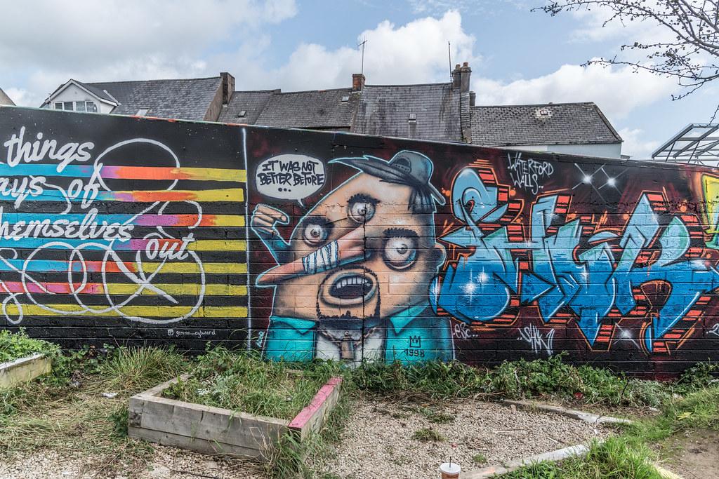 WATERFORD WALLS [AN ANNUAL INTERNATIONAL STREET ART FESTIVAL]-132269
