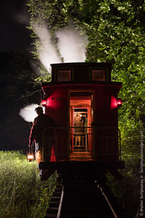Locust Heights & Western (Scriptunas Images) Tags: locustheightswestern train steam railroad caboose walterscriptunasii