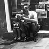 summer readings. Letture d'estate (albe555) Tags: fatheranddaughter padreefiglia readings summerreadings letturedestate letture