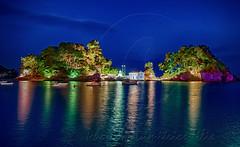 Νησάκι της Παναγίας Πάργα Isle of Virgin Mary Parga 4 (Dimitil) Tags: parga panagia epirus sea islands virginmary nature greece hellas nightshots