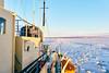 DSC01252 (kennyum) Tags: travel europe finland kemi icebreaker sampo icebreakersampo gulfofbothnia ice