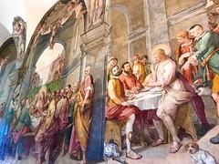 Santo Spirito (travelontheside) Tags: church basilica italy italia tuscany toscana florence florenceitaly firenze oltrarno santospirito piazzasantospirito