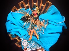 Deep in my soul I've got nothing to hide (nevraforever) Tags: ghouliayelps sdcc cleodenile monsterhigh