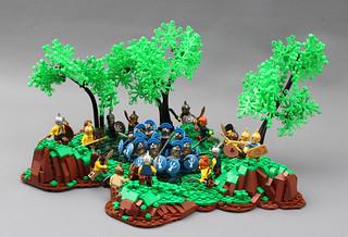 Thracian Ambush