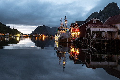 Magical Lofoten, Norway