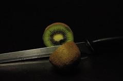 Macro Mondays_Staying Healthy (Jordi Sureda) Tags: macromondays stayinghealthy kiwi cut black photography macro pointofview fruta creative verde green