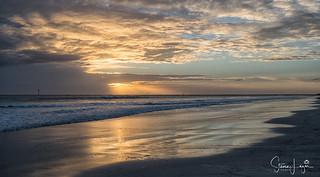 2017 - 08_05 - Landscape - Outer Harbour - Sunset 04