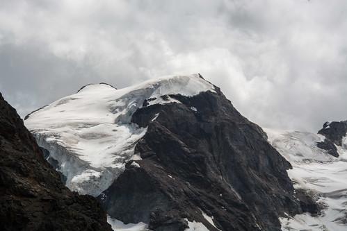 Il bordo del ghiacciaio