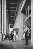 Waiting (mripp) Tags: art vintage retro old street strase architecture architektur city urban stadt leica m10 sum micron 50mm black white mono monochrom scharzweiss schwarz weiss