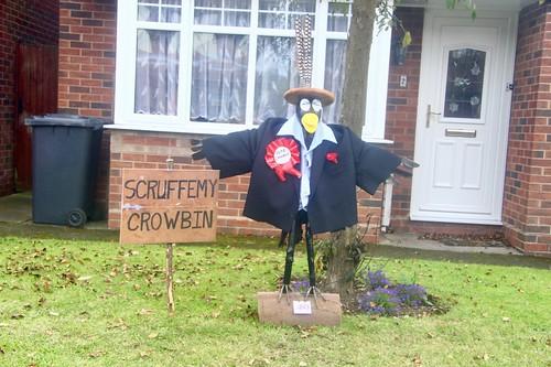 Scruffemy Crowbin