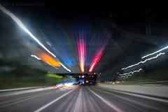 40 40 40 40 40 40 .... (ianrwmccracken) Tags: night blur d750 road nikon ianmccracken car trail limit sign speed vehicle lowlight light