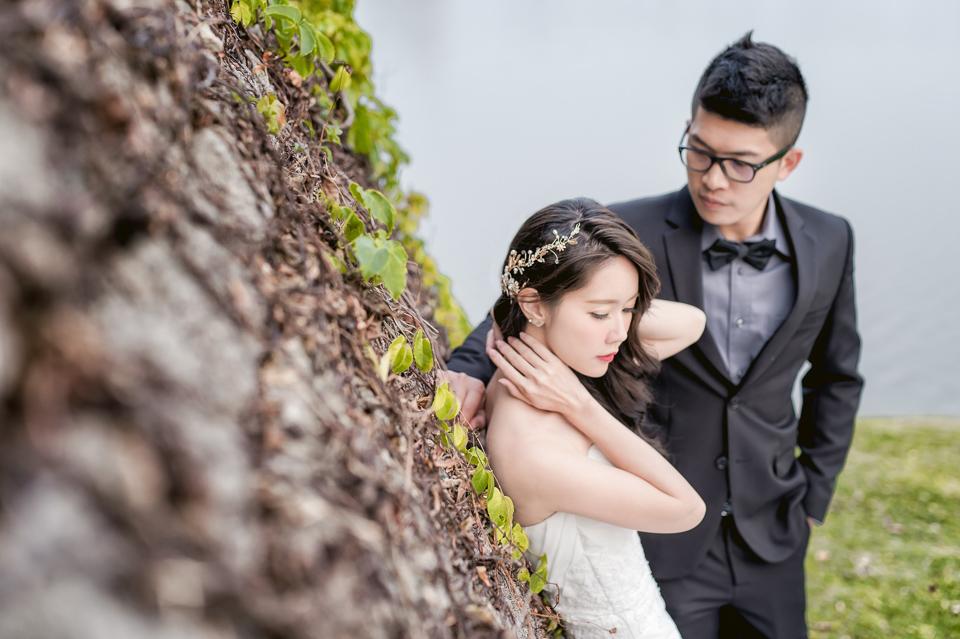 台南自助婚紗 奇美博物館 婚紗作品 Abby 033