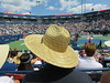 Always in front of me (Hear and Their) Tags: aviva centre york university toronto tennis rogers cup finals ladies hat view