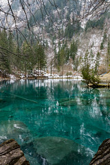 Blausee-5 (Caliméro78) Tags: blausee famille lacbleu sdf sortie