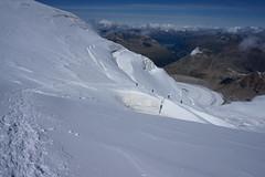 _DSC3170 (farix.) Tags: alpen alps alpy schweiz switzerland szwajcaria trekking treking grat grań piz palu bernina berninagruppe gletscher lodowiec śnieg snow schnee