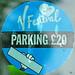 V Festival PARKING £20