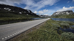 Endless Road (Frank ) Tags: norway norge europe roads endless vanish pov dof sonya7r frnk summer 2017 travel holiday hobby lifestyle beauty ngc 1635mm l