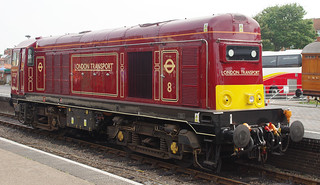 RD15783.  20227 at Sheringham.