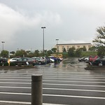 Grey weather at Kroger thumbnail