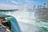 Niagara Falls viewed from the US (rugby4all) Tags: nikon d90 tokina1116mmf28dxii niagarafalls niagarafallsny longexposure newyork niagarariver