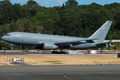 N464KC (sabian404) Tags: n464kc boeing kc46a kc46 767 pegasus cn 41274 ln 1066 united states air force usaf tanker field bfi kbfi