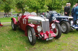 1932 MG F1 Magna (Steve McEvoy)