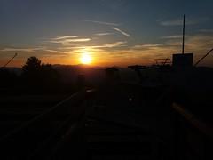18.15 e 16 agosto, gita soci sul Cimone - tramonto