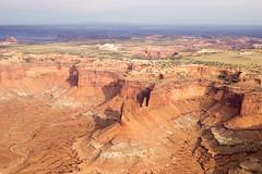 IMG_8464 (pdx.rollingthunder) Tags: utah canyonlands canyonlandsnationalpark needlesdistrict aerial aerialphotography flight pilotsview pilotseyeview piloteyes pilotview