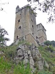 DSCN6332 Tours de Merle, Saint-Geniez-ô-Merle (Corrèze) (Thomas The Baguette) Tags: cantal auvergne france basilique mauriac notredamedesmiracles puysaintmary puy leclou vicsurcere toursdemerle soult argentat correze chastaigne barrage aigle thiezac