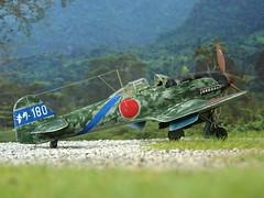 172 heinkel he 112 he112 a7he a7he1 a7he2 ijn tainan... (Photo: dizzyfugu on Flickr)