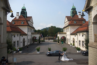 Wedding in Bad Nauheim