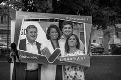 Autárquicas 2017: Teresa Morais em Porto de Mós
