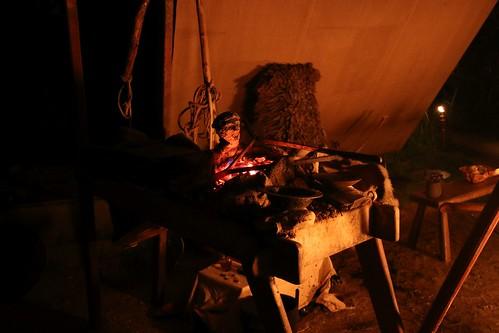 63 Nacht der Feuer in Haithabu WHH 02-09-2017