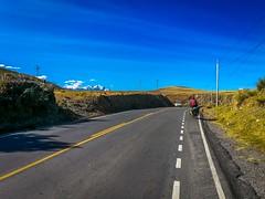 A wonderful shoulder just outside Huaraz.