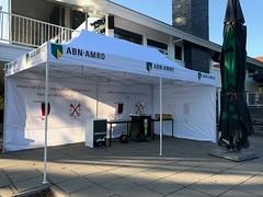 ABN AMRO LOHC Sponsor tent