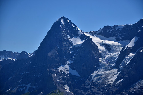 Eiger, from Birg