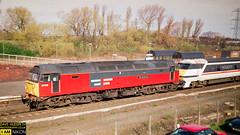 47785 (dave hudspeth photography) Tags: trains track railway britishrail nostalga iconic diesel transport davehudspeth class47 class43 class37 hst york newcastle station electric