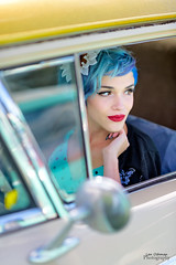 Stalled (oshcan) Tags: model alternative woman girl beautiful portrait nikon d4s 85mm14