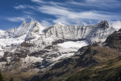 Bionaz Overlook (Explored!) (glank27) Tags: bionaz swiss alps canon eos 5d mk iv karl glanville mountains snow landscape italy clouds sky scenary aosta valle daosta lac place moulin adventure photography ngc