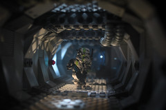 Corridor (Kyle Hardisty) Tags: kyle hardisty lego photography macro custom lighting depth field canon rebel sl1 minifigure minifig brickarms california star wars stormtrooper outdoor airborne 501st trooper clone arc commander flickr photos photoshop toyphotography fireworks minifigures scout vape vapor 2017