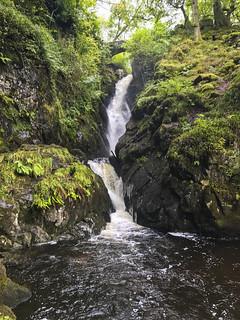 Lake District-Waterfall-Aira Force- Ullswater-012-09-17-7334