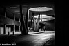 Antinoti Winery, B&W (PapaPiper (Travelling with my camera)) Tags: italy tuscany winery antinori bargino florence architecture monochrome bw lightshade space lines asthetic contours greatphotographers greaterphotographers greatestphotographers ultimatephotographers superstarphotographer