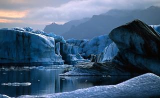 Jokurlsarlon lagoon - Iceland